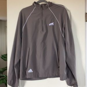 Adidas Bisys pullover windproof jacket Medium